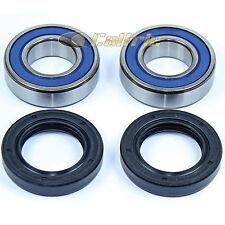 Front Wheel Ball Bearing and Seals Kit Fits YAMAHA XV1600 ROAD STAR 1600 1999-03