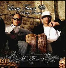 Mas Flow 2 by Luny Tunes (CD, Mar-2005, 2 Discs, Universal) Brand New Sealed