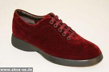 Hogan Zapatos Mujer Velluto TALLA 36 zapatos de cordones Liquidación NUEVO
