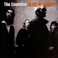 ALICE IN CHAINS The Essential 2CD Best Of BRAND NEW
