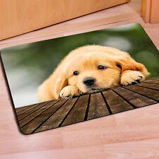Cute Animal Pet Felt Doormat Indoor Small Room Mat Carpet Non-slip Bathmat Mats