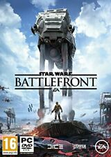Star Wars Battlefront- Early access code version (PC DVD).