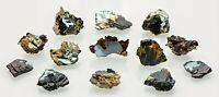 Hematite and Rutile Gemstone Cluster