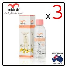 [ Rebirth ] 3 x REBIRTH LANOLIN OIL WITH VITAMIN E & EPO 125ML