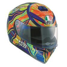 AGV K3 SV 5 Continents Full Face Motorcycle Helmet 24210658 MS 57cm