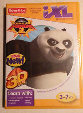 Kung Fu Panda 2 Software for Fisher-Price iXL Learning System New Sealed