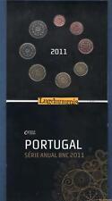 Coffret BU Portugal 2011 Tirage 20000 Exemplaires Greece 8 pièces 1 ct à 2 euro
