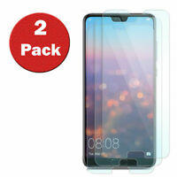 2019 Genuino Pantalla Protectora Cristal Templado Para Huawei P Inteligente Plus