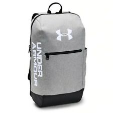 Under Armour Patterson Backpack Grey Heather