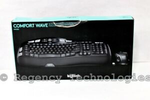 LOGITECH MK550 WIRELESS WAVE KEYBOARD AND MOUSE | 920-002555 | BLACK