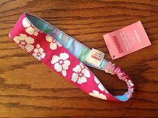 NWT Vintage Gymboree Girls Headband One Size Floral Reef Line Flowers