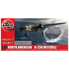 Airfix North American B-25B Mitchell Aircraft Model Kit - Scale 1:72 - A06020