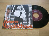 """7"""" Single Helena Vondrackova Unter der Asche meiner Liebe Vinyl Amiga 4 56 335"""