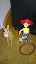 Macdonalds Toy Story Jessie & Bullseye The Horse Figures Disney Pixar Happy Meal