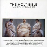 Manic Street Preachers - The Holy Bible [CD]