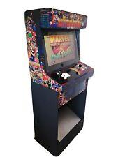 Arcade machine full size 2player classic street fighter Tekken pacman multi game
