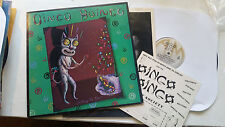 OINGO BOINGO NOTHING TO FEAR SP4903 '82 LP A&M w/inr danny elfman w/PROMO insert