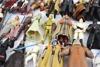 STAR WARS MODERN FIGURES SELECTION - MANY TO CHOOSE FROM !!    (MOD 38)