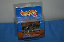 HOTWHEELS JC WHITNEY NOS 1997 ISSUE BLACK & RED MOTORCYCLE 18590