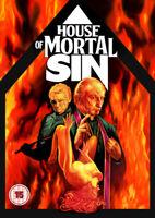 House of Mortal Sin DVD (2015) Susan Penhaligon, Walker (DIR) cert 15 ***NEW***