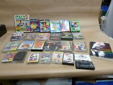 Spectrum Game Joblot over 20 games and booklet including Batman, Ghostbusters,
