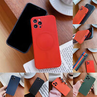 MagSafe Magnetic Shockproof iPhone Case For iPhone 12 Pro Max 12Mini 12Pro Cover