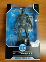 NEW! McFarlane DC Multiverse BATMAN Earth - 44 Dark Knights: Metal 7 inch figure