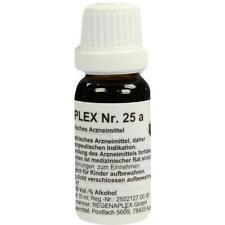 REGENAPLEX Nr.25 a Tropfen 15 ml PZN 2642205