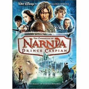 The Chronicles Of Narnia: Prince Caspian On DVD With Ben Barnes Disney E12