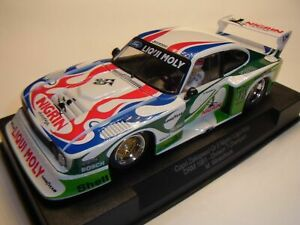 für Carrera Evolution Ford Capri Turbo GR.5, DRM M.Wink,, Winner 1981 #58, SW21