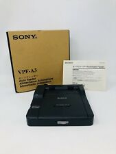 Sony Auto Feeder for Medical Printer Ultrasound VPF-A3 w/ Box and Manual