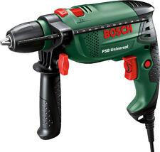 Trapano a Percussione Bosch Battente 650W + Valigetta + Set 15 pezzi PSB 650 RE