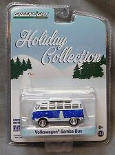Greenlight 2016 Holiday Collection Volkswagen Samba Bus - MiJo Exclusive