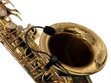 """SAXELLO SAXOPHONE MICROPHONE by Myers Pickups, """"THE FEATHER"""""""
