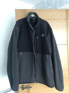 The North Face Mens Black Fleece Polartech Jacket XXL