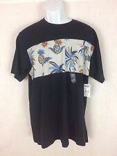 Men's black pocket T Shirt by VANS off the wall  size L New with tags