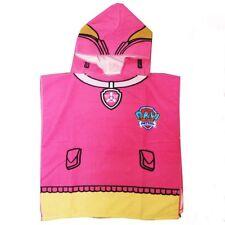 Paw Patrol 'Skye' Girls Quick Dry Hooded Poncho Towel Brand New Gift