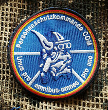 Feldjäger CPT Personenschutzkommando Patch MP # Military Police # Militärpolizei