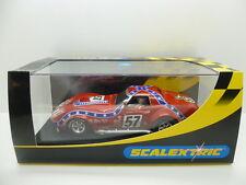 Scalextric C2502 Chevrolet Corvette L88 1972 No.57, Comme neuf utilisé une fois