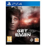 PS4-GET EVEN PS4 (UK IMPORT) GAME NEW