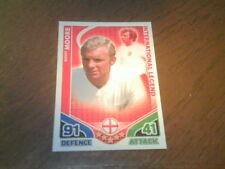 Topps MATCH ATTAX World Cup 2010 - BOBBY MOORE International Legend Card.