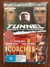 Tunnel / Scorcher DVD Region 4 New & Sealed Daniel Baldwin Rutger Hauer