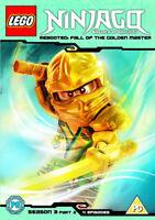 LEGO Ninjago - Masters of Spinjitzu: Season 3 - Part 2 DVD (2016) Dan Hageman