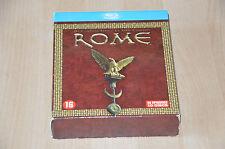 Coffret Bluray Rome / série complète intégrale saisons 1 et 2 - VF