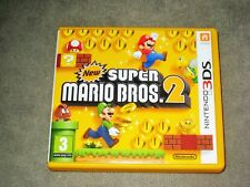 Jeu Nintendo 3DS New Super Mario Bros.2 - 3DS Complet en Tbé