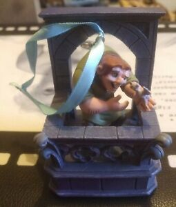 Rare Disney Store Sketchbook The Hunchback Of Notre Dame Musical Ornament