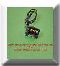 Connector of Throttle Position Sensor TH433 Fits: VW  Jetta Golf Cabrio & Passat