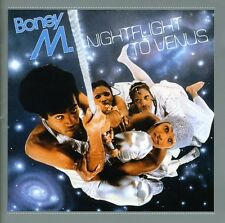 Boney M., Boney M - Nightflight to Venus [New CD] Rmst, Reissue, Hong Kong - Imp