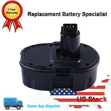 DC9096 Replacement  for 18V Dewalt  Battery DC9091 DC9099 DW9098 Cordless Drill