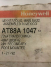 NEW HONEYWELL AT88A 1047 FOOT MOUNTED CONTROL TRANSFORMER  AT88A1047 AT88A